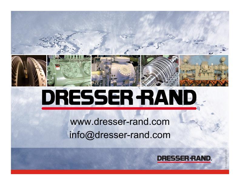 Dresser Rand Peterborough Bestdressers 2017