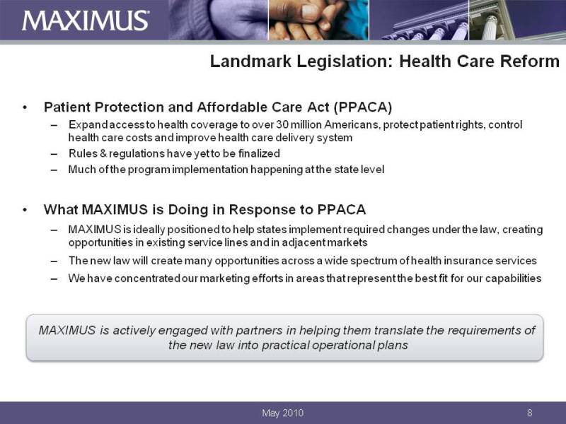 how ppaca legislation impacts the us health care delivery system The impact of the affordable care act on the economy, employers, and the workforce paul howard, phd senior fellow and director center for medical progress.