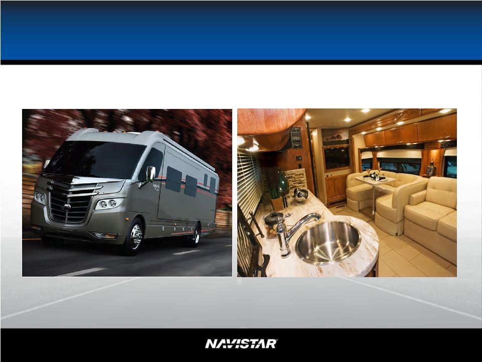 Navistar International Corp - Form 8-k - Ex-99 1