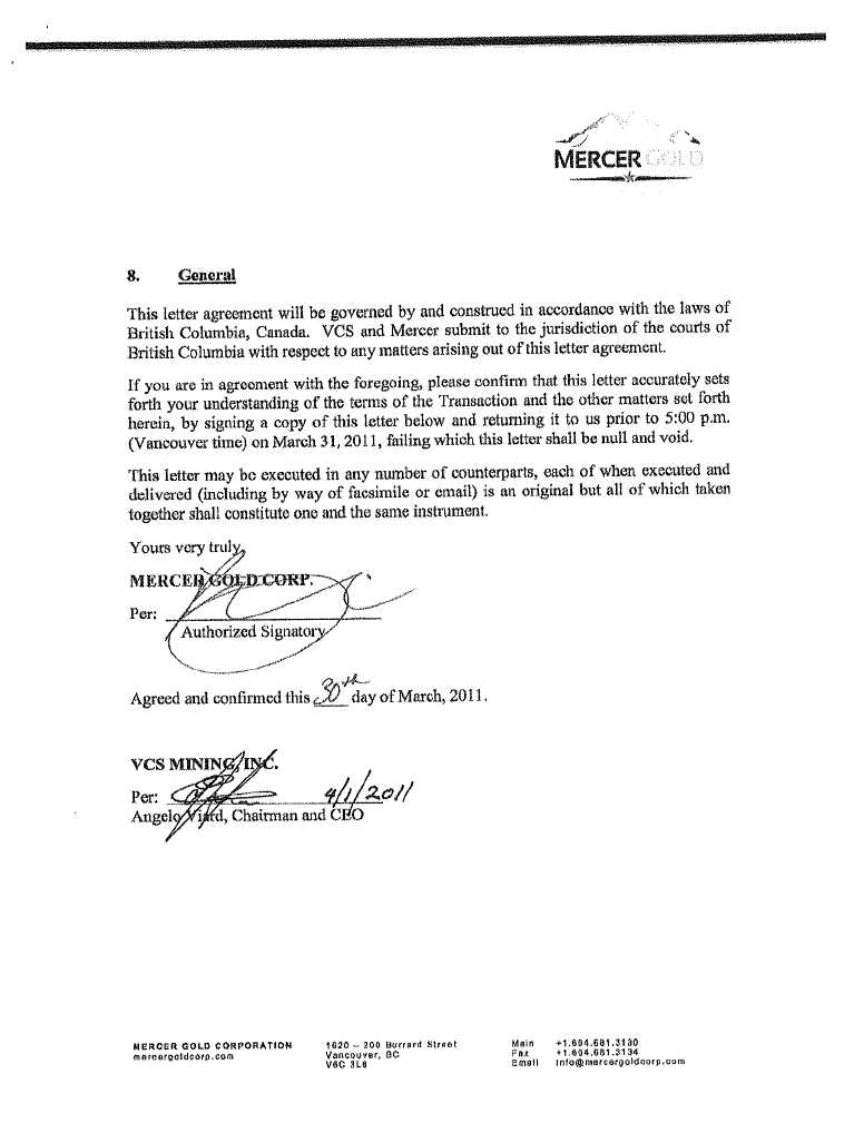 Letter of Intent   Economic Consultants Sample Templates Wednesday