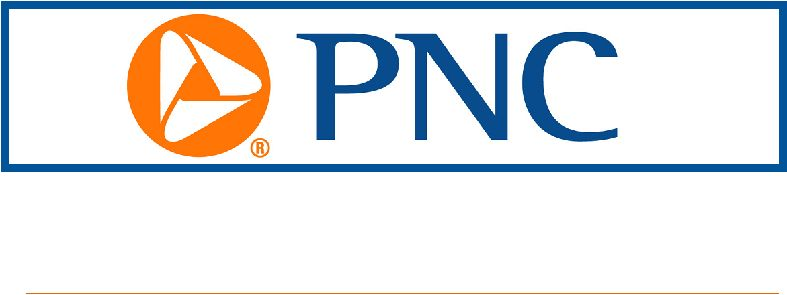 Pnc Financial Services Group Inc Form 8 K Ex 99 1