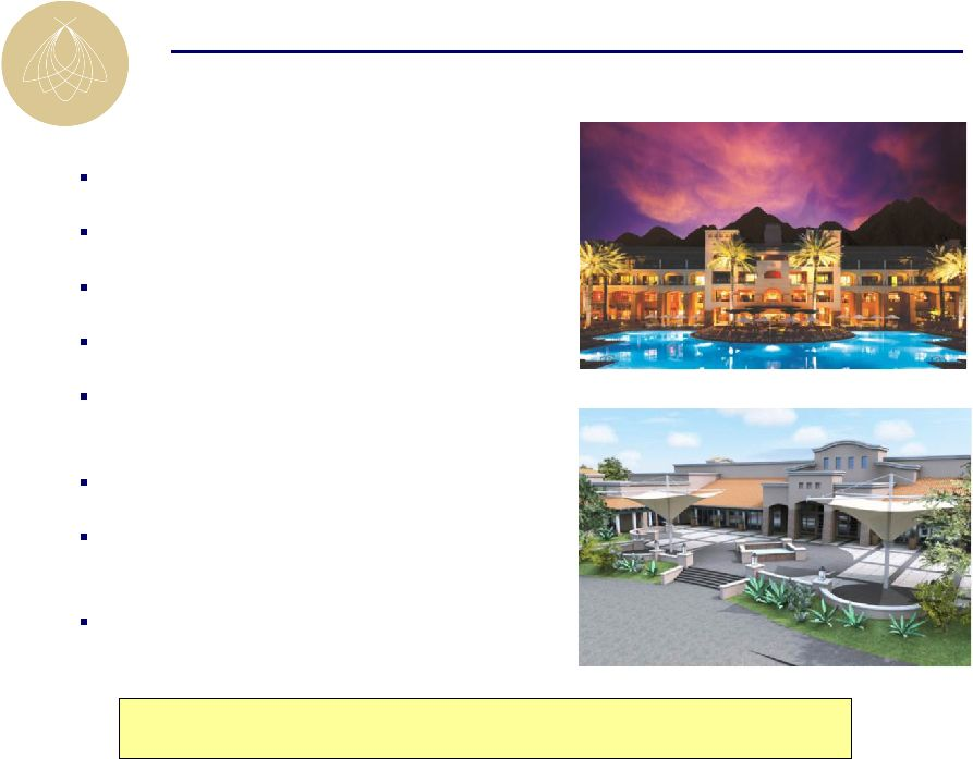 Strategic Hotels Amp Resorts Inc Form 8 K Ex 99 1