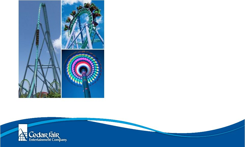 cedar fair entertainment company essay Cedar fair entertainment company fullscreen knott's says that the coaster will include dramatic lights that will trace the progress of the trains at night and add to its curb appeal along the midway.