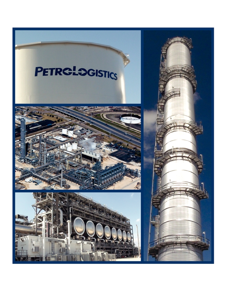 Petrologistics Lp Form S 1 A May 2 2012