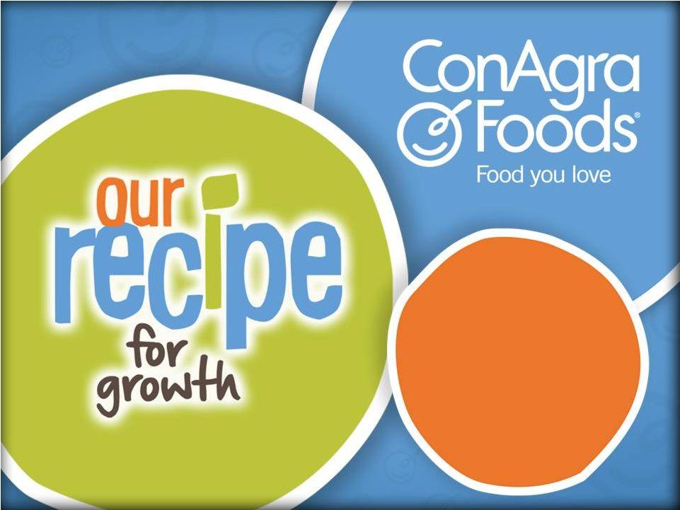 List of ConAgra brands