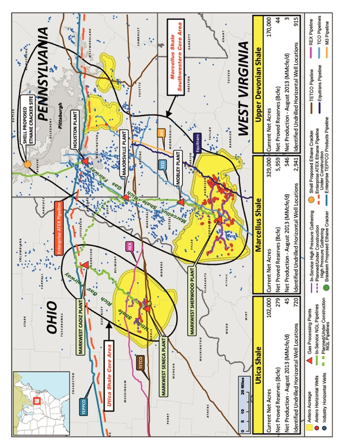 Antero Resources Corp Form S 1 A September 27 2013
