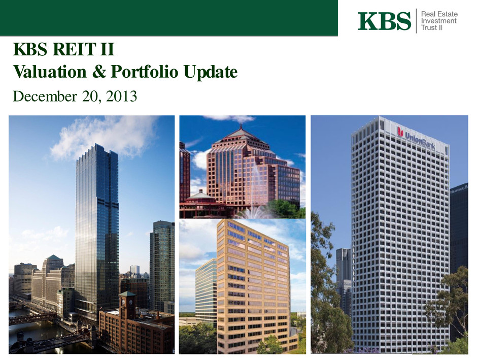 a report on real estate investment trusts or reit