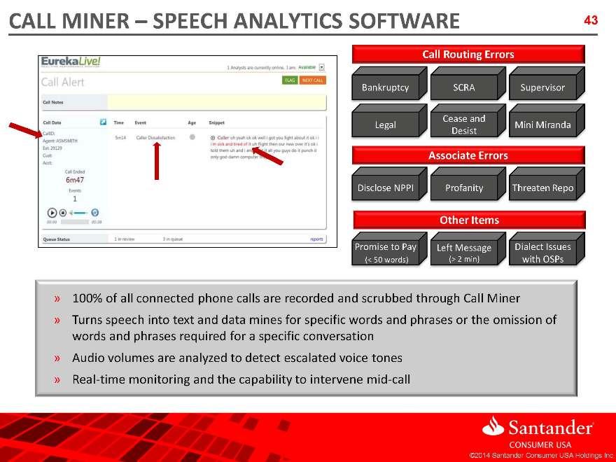 Santander Consumer USA Holdings Inc. - FORM 8-K - EX-99.1 - May 21 ...