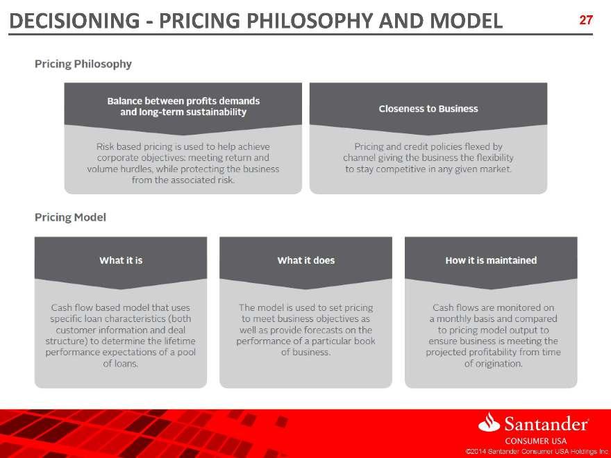 Santander Consumer USA Holdings Inc. - FORM 8-K - EX-99.1 - May 21, 2014