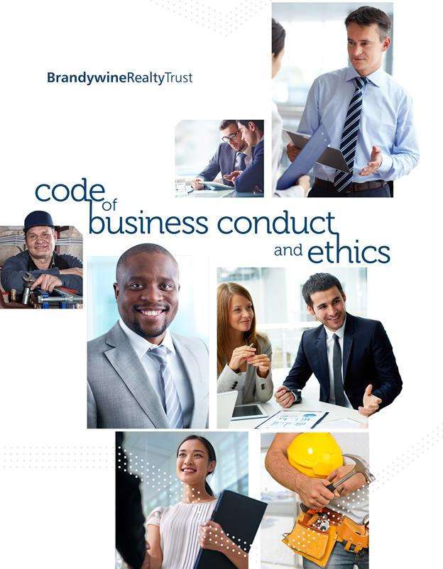"""code of business conduct and ethics Introduction this code of business conduct and ethics (the """"code"""") applies to all directors, officers and employees (""""employees"""") of."""