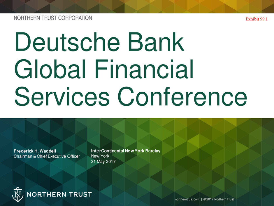 deutsche trust Rreef property trust leverages the breadth, experience and capabilities of deutsche asset management's real estate platform to bring an institutional investment approach to the individual investor.
